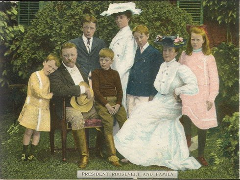 theodorerooseveltfamily