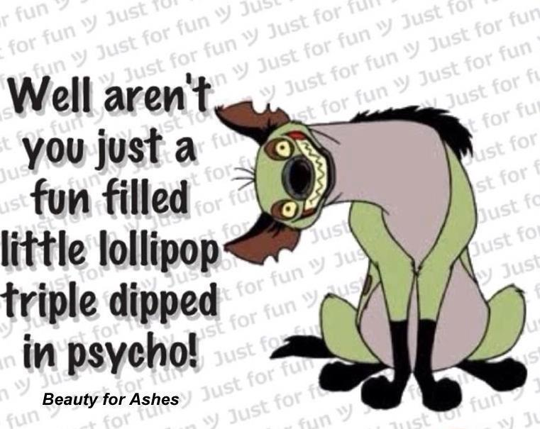 Funny... but true...