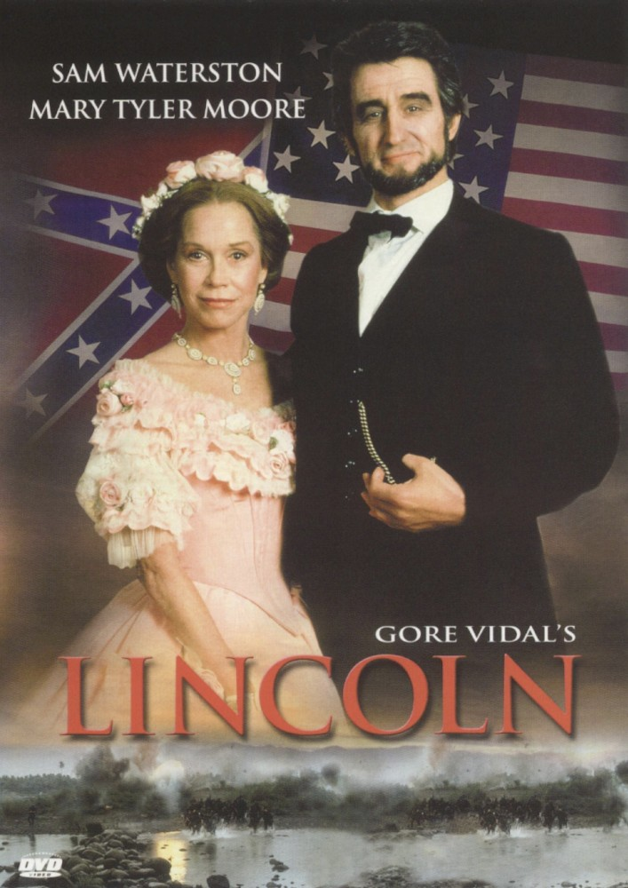 Sally Field as Mary Todd Lincoln (3/3)