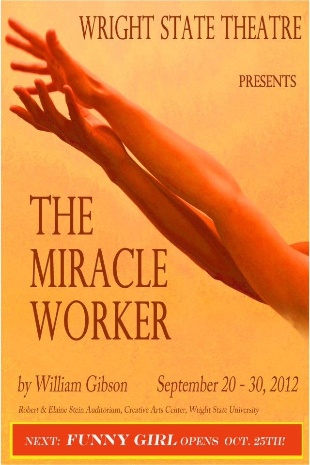 the miracle worker by william gibson essay